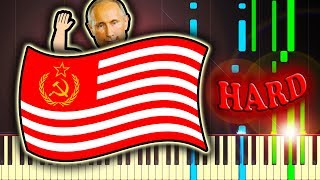Video The Star Spangled Banner but HACKED by PUTIN MP3, 3GP, MP4, WEBM, AVI, FLV Juni 2018