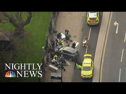 London Attack Is Similar To Recent Low-Tech Terror Attacks, Experts Say | NBC Nightly News