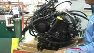 4. Sea-Doo Rotax Engines Optimized for Weight 2008 (HQ) - By BoatTEST.com