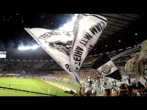 Mosaico Atlético x Grêmio - Final Copa do Brasil 2016 - Movimento 105 Minutos - Atlético Mineiro