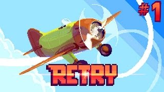 Retry is Rovio's new fun and challenging retro game inspired by Flappy Bird! Here's a Quick Play with my gameplay and first impressions! Thanks for every Like and Favorite! They really help! Have a look at a few others!PES 2017 Official Trailer  E3 2016 PS4 Games  Online FIFA Xbox One Games 2016: https://www.youtube.com/watch?v=ctQM8qWZXjEResident Evil 7 Trailer E3 2016 PS4  Resident Evil 7 biohazard Tape-1 Desolation Gameplay E3 2016: https://www.youtube.com/watch?v=HBtM6HGrbYoTom Clancy's The Division Official Trailer  Underground DLC Gameplay Expansion E3 2016 Games Expo: https://www.youtube.com/watch?v=PMLkZ2y8gssRobinson - The Journey An Adventure Begins Official Trailer E3 2016  Online Adventure Games 2016: https://www.youtube.com/watch?v=8kPEUb5HakwInjustice 2 Gameplay Trailer - E3 2016 Ps4: https://www.youtube.com/watch?v=KWib5Bz-wswInjustice E3 2016 Trailer  DC Comics Games: https://www.youtube.com/watch?v=DQaOEIkQF0YFIFA 17 Gameplay Trailer EA - E3 2016  FIFA 2017: https://www.youtube.com/watch?v=TDTlfCy1BTUDetroit: Become Human - Gameplay Trailer E3 2016 PS4  Walkthrough: https://www.youtube.com/watch?v=jY0obV3ADw4God of War Gameplay Trailer - E3 2016: https://www.youtube.com/watch?v=2mVFJK3QfXsTitanfall 2 Trailer EA - E3 2016  Titanfall 2 Gameplay: https://www.youtube.com/watch?v=Rm_SAHOpjlsHave something to say about the gameplay video? Share it in the comment! For regular updates on iPhone, iPad, iPod Game Reviews, News, Previews, Trailers, Cheat Codes, Game Play Videos & Walkthroughs, please subscribe us  http://www.youtube.com/subscription_c...****************************************************************************Website: http://www.igamesview.comFacebook: http://www.facebook.com/igamesviewTwitter @iGamesView: http://twitter.com/iGamesViewPinterest: http://www.pinterest.com/igamesviewGoogle Plus: https://plus.google.com/+iGamesView/YouTube: http://www.youtube.com/user/iGamesView********************************************************************