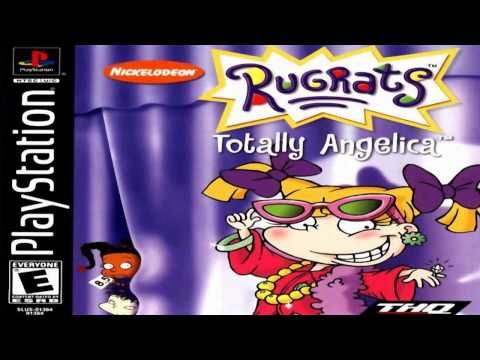 Rugrats: Totally Angelica (PS1) OST (Gamerip) - Mini-Game Failure (HD + DL Link)