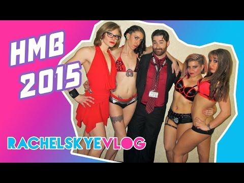Rachel Skye Vlog: Hookers Masquerade Ball 2015