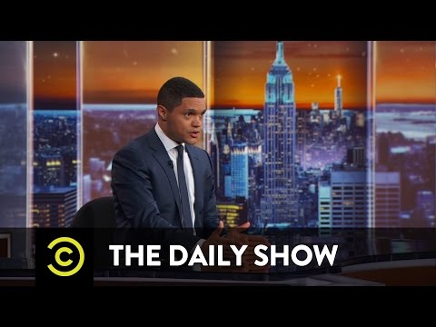 Between the Scenes - Running Out of Spanish: The Daily Show