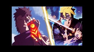 boruto eps 40 Boruto VS Kawaki   Full fight