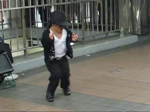 Midget Michael Jackson