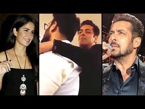 Salman Khan Sings A Song For Katrina Kaif At Arpit