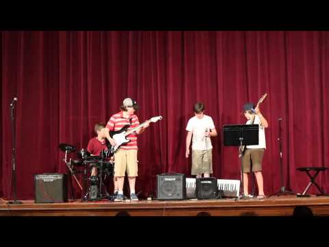 Middle School Weezer Cover Goes Horribly Wrong