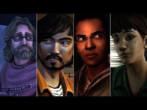 СТРИМ ПРОХОЖДЕНИЕ The Walking Dead: 400 Days! | Ходячие мертвецы 400 дней