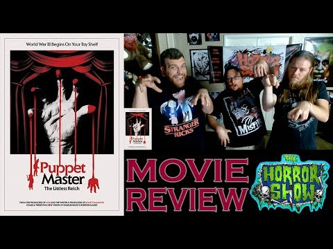 """Puppet Master: The Littlest Reich"" 2018 Advanced Movie Review - The Horror Show"