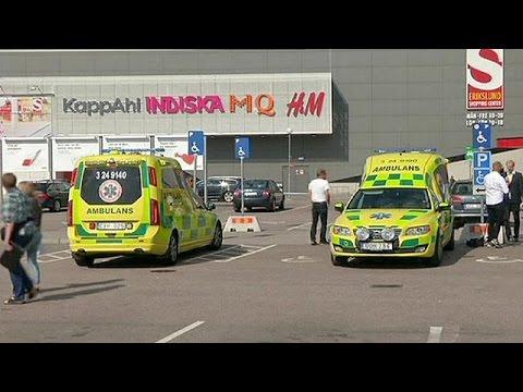 Σουηδία: Δύο νεκροί από επίθεση με μαχαίρι σε ΙΚΕΑ