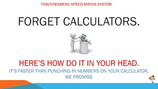 Squaring Numbers Without Calculators - Type A Numbers