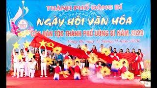 Ngày hội Văn hóa các Dân tộc thành phố Uông Bí năm 2020
