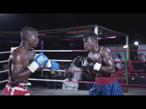 PECHE BOY VS TIMUTIMU EMMANUEL KING OF THE RING