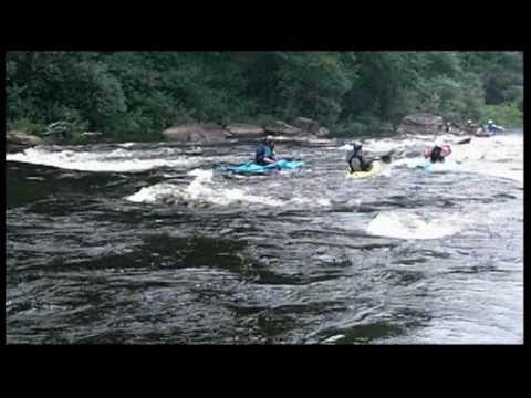 PCC Novice Training - Lehigh River Day 2