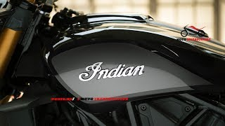 5. 2019 Indian FTR 1200 S and 1200 First Look - Flat Track Heritage for the Street