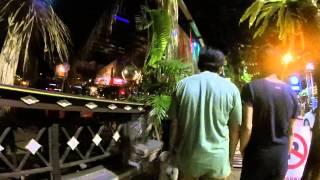 Download Lagu Walking and nightlife in bali jalan legian Mp3