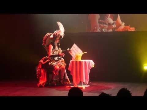 Magic - Monaco International Cosplay Master 2017 - 10 - Sakizou - Lièvre de Mars  - Mucha Créa