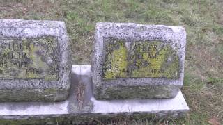 Flat Rock (MI) United States  city pictures gallery : A Closer Look At Oakwood Cemetery. Flat Rock, Michigan. # 1