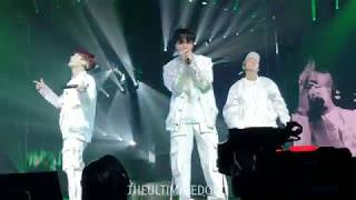 180920 Outro: Tear @ BTS 방탄소년단 Love Yourself Tour in Hamilton Fancam 직캠