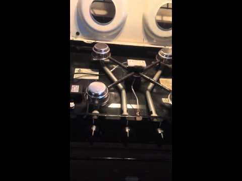 rv stove add a Electronic ignition