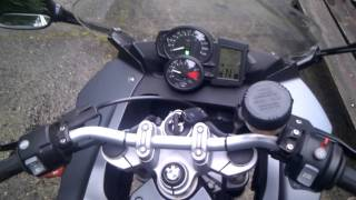 9. BMW F800ST engine sound