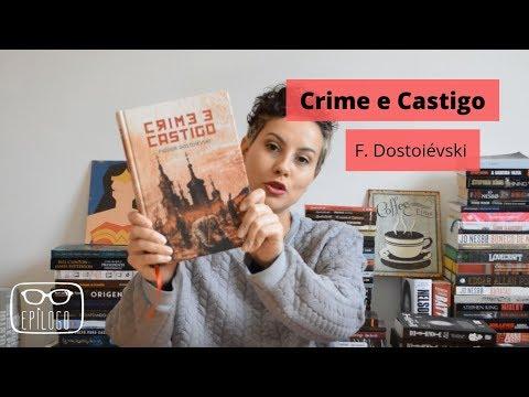 Crime e Castigo (Fiódor Dostoiévski) - Epílogo Literatura