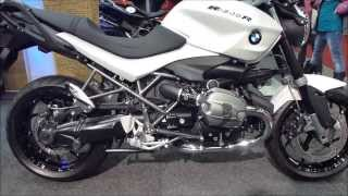5. 2014 BMW R1200 R 109 Hp 215 Km/h 133 mph * see also Playlist