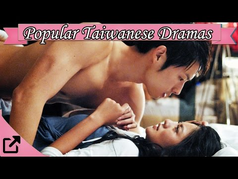 Top Popular Taiwanese Dramas 2015  (All The Time) (видео)