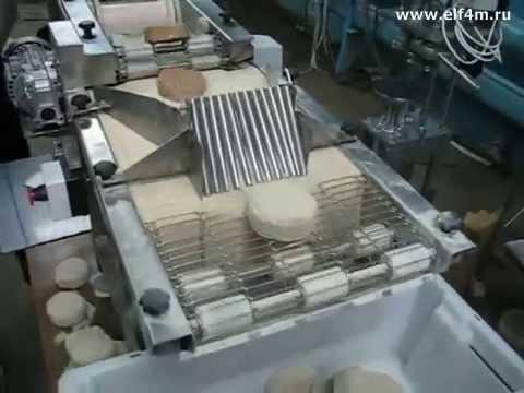 Видео: Испытание панировочного автомата (панировщика) ИПКС-130(Н) на натуральном сырье.