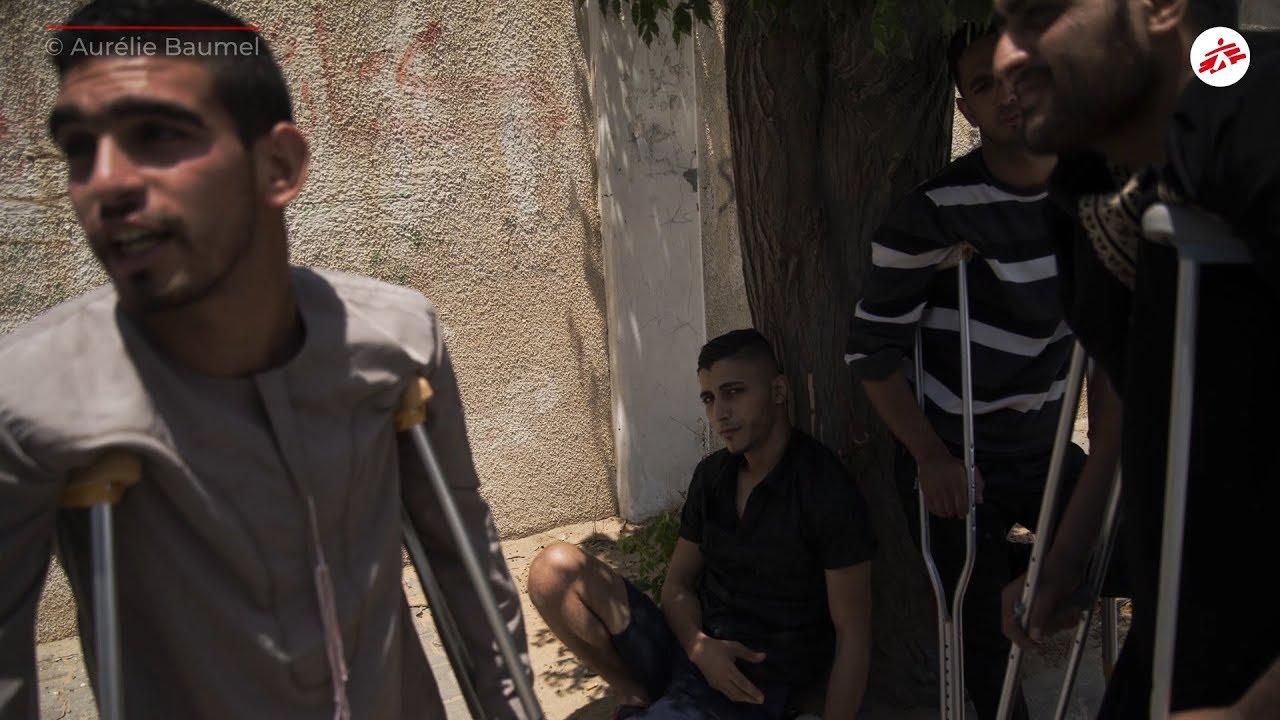Η σκληρή πραγματικότητα στη Γάζα
