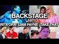 BACKSTAGE with Rita Ora | Liam Payne | George Ezra | Take That | Clean Bandit | Years & Years