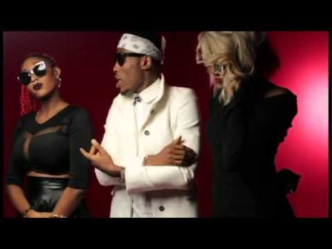 Mr 2Kay - BGS Remix ft. Seyi Shay & Cynthia Morgan (Behind The Scenes)