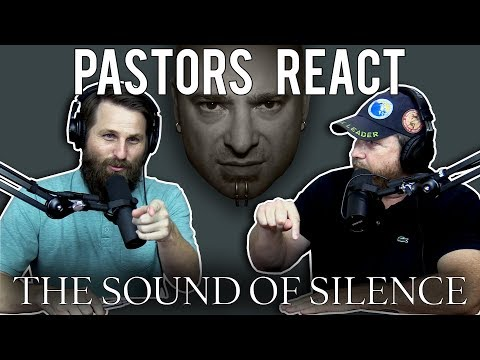 "Disturbed ""Sound Of Silence"" // Pastors React And Discuss // Lyrical Analysis And Reaction Video"