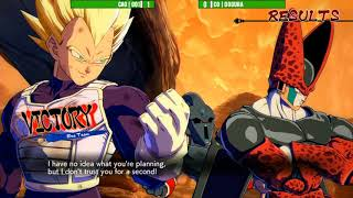 Final Round 2018: DBFZ: CAG | GO1 vs CO | Dogura [Loser Finals]