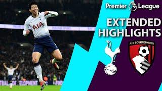 Video Tottenham v. Bournemouth | PREMIER LEAGUE EXTENDED HIGHLIGHTS | 12/26/18 | NBC Sports MP3, 3GP, MP4, WEBM, AVI, FLV April 2019
