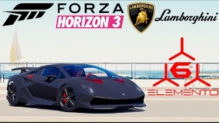 Hello, Today im Reviewing Lamborghini Sesto Elemento the new #Forzathon Car Fooling Around Challenges on Forza Horizon 3 fh3 Review Gameplay. To win the Lamb...