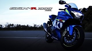 3. GSX-R1000 ABS promotional movie