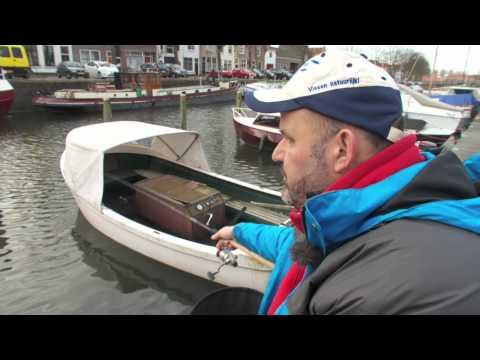 Visblad TV - vissen met de winkle picker