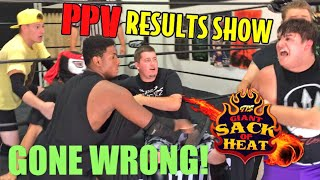CLICK HERE FOR PPV VIDEO: https://youtu.be/P6yAgEqlPtQHOW TO BUY ON IPHONE/IPAD:1. Go to SAFARI app and load up youtube.com2. click tab along the bottom to request DESKTOP site3. click on this video and you will see the prompt to payGO BACKSTAGE WITH GTS HERE! https://www.patreon.com/GrimstoyshowCongratulations youve found this crazy GTS giant sack of heat ppv results show with an intercontinental championship match gone wrong with epic wwe finishing moves, and more in this professional wrestling ppv sports entertainment video! Thumbnail logo by Danny Halpin and James RomanoADDITIONAL CONTEXT Please rate comment and subscribe to this channel for the most fun pro wrestling channel on youtube! This is not real. Its fictional comedic fantasy role play professional wrestling wwe style sports entertainment with fictional characters set in a fiction based story performing in an artistic nature for creative expression. Dont miss daily episodes from the greatest toy collector of all time, GRIM!OUR VLOG CHANNEL: http://www.youtube.com/user/kidlockdmhOFFICIAL WEBSITE: http://grimstoyshow.com/GET GTS ROSTER T-SHIRTS HERE: http://www.prowrestlingtees.com/related/grims-toy-show.htmlFOLLOW US ON TWITTER https://twitter.com/GrimsToyShow Grims Toy Show does NOT have a FACEBOOK GRIM'S fan run INSTAGRAM account @GTSAMABASSADOR