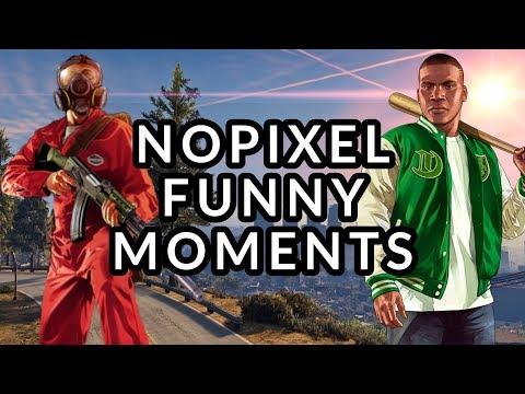 GTA 5 RP/Funny Moments #3 (Yung Dab Shoots Cop)