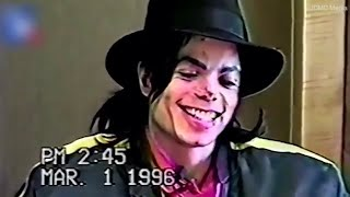 Video NEW VIDEO! Michael Jackson was asked on camera whether he's a pedophile MP3, 3GP, MP4, WEBM, AVI, FLV Maret 2019