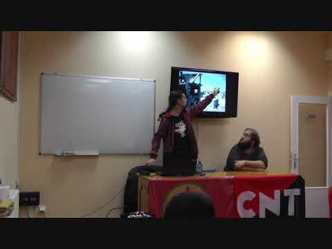 Charla Internacionalismo en la Revolución de Rojava