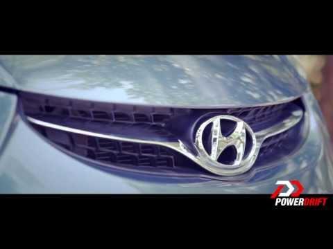 Hyundai Elantra Review : PowerDrift
