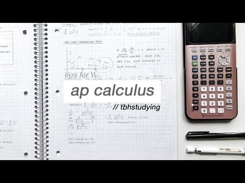 tips for ap calculus