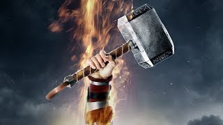 Video The Only Characters Worthy Enough To Use Thor's Hammer MP3, 3GP, MP4, WEBM, AVI, FLV Agustus 2018