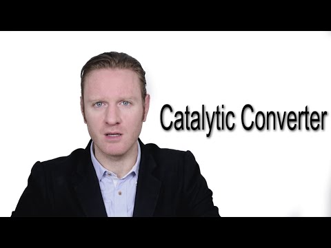Catalytic Converter - Meaning | Pronunciation || Word Wor(l)d - Audio Video Dictionary