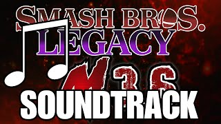 "Here's my ""dream OST"" for PM – Smash Bros. Legacy M 3.6 Soundtrack Preview"