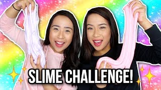 We try to make slime for the first time! See how it turns out!JOIN OUR MUSICAL.LY/YOUTUBE MERCH GIVEAWAY: https://gleam.io/ivfhG/caleon-twins-giveaway☆ PO Box / Fan Mail (If you want to send us something):Caleon Twins119-2927 Lakeshore Blvd. WestToronto, ON M8V 1J3♡♡ FOLLOW US ON SOCIAL MEDIA ♡♡☆ Instagram: http://www.instagram.com/caleontwins☆ Twitter: https://www.twitter.com/TheCaleonTwins☆ Facebook: https://www.facebook.com/caleontwins/☆ Snapchat: caleontwins - https://www.snapchat.com/add/caleontwins☆ Musical.ly: @caleontwins  @madeleinexc @samcaleon☆ YouNow: www.younow.com/CaleonTwins☆ Shimmur: Caleon TwinsOur Faves:☆ PopSockets (Get $2 off): http://popsockets.refr.cc/VHBZ3HH☆ Because Of A Case - Phone Cases (Get 15% off) : http://www.becauseofacase.com?rfsn=289178.f2f8d*these are affiliate linksFAQ:What is your ethnicity? We are filipino! Born in the Philippines but raised in Canada!How old are you? We are 20!What do you use to edit: iMovie or Final Cut ProWhat Camera do we use? Canon T5i and Canon G7x (For vlogging)FOR BUSINESS INQUIRIES: caleontwins@gmail.comFTC: This video is not sponsored.