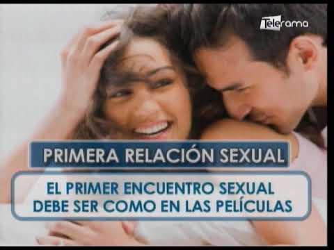 Sexo Sentido: La primera relación sexual